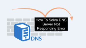 DNS not responding in windows