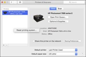 How to Fix HP Printer Not Responding