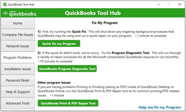 Performance Issues- repair tool hub