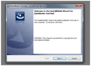 Steps to download QB Tool Hub