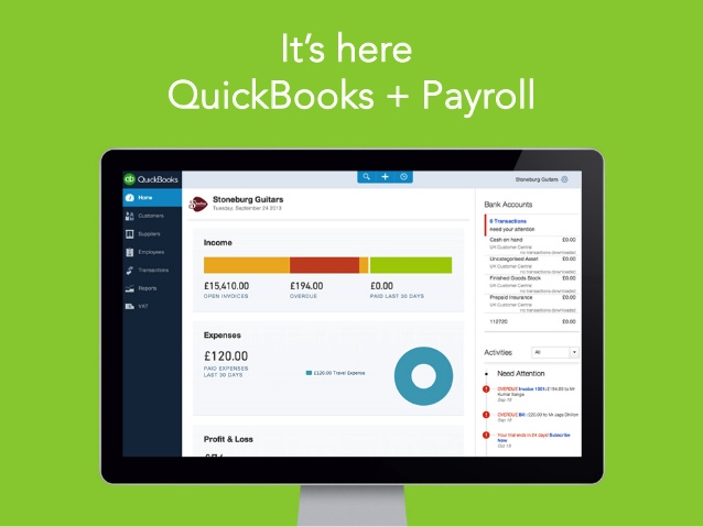 Quickbooks Payroll for Multiple Companies