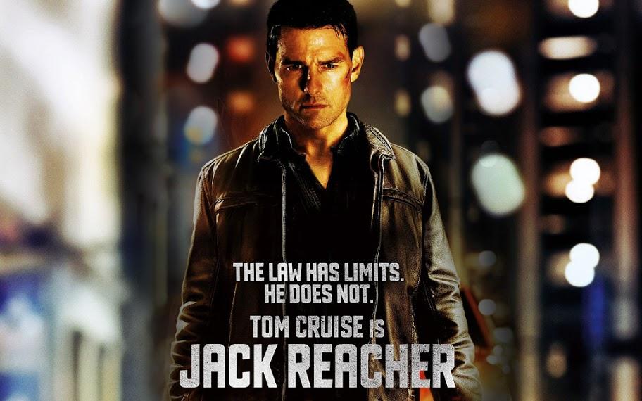 movies like jack reacher